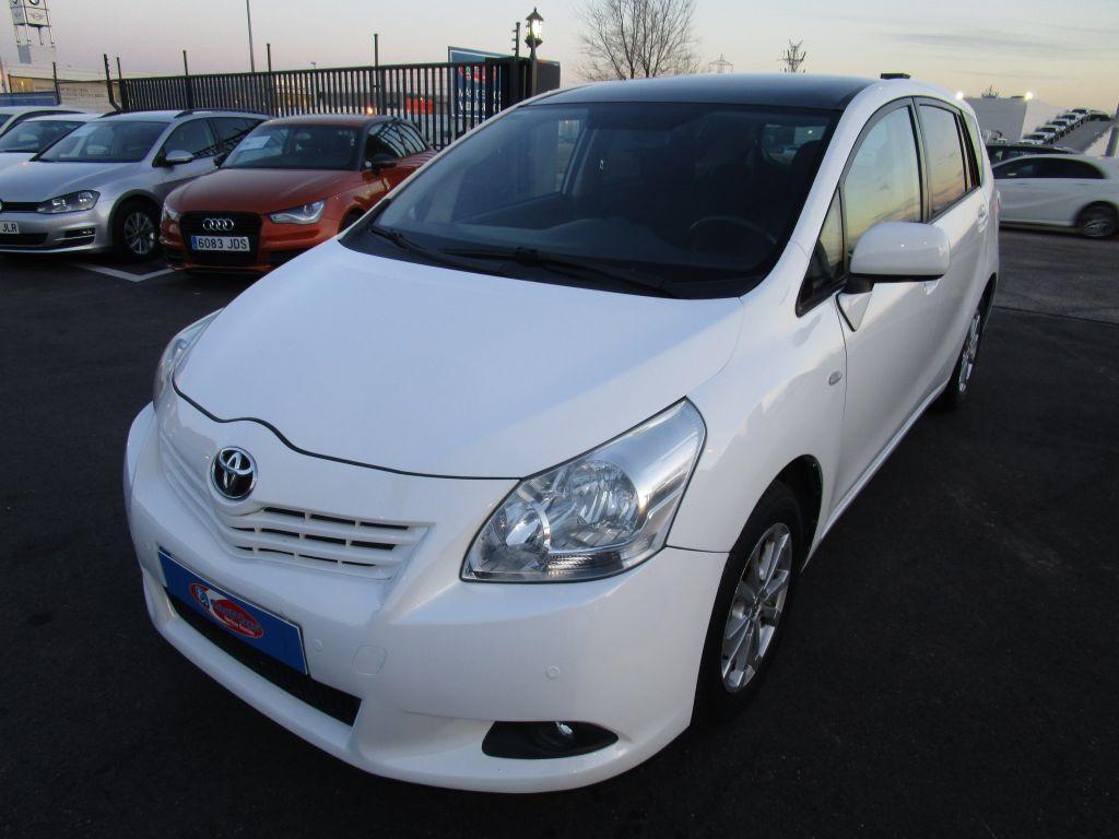 Toyota Verso 1.6 VVT-I Active 7pl. segunda mano Madrid