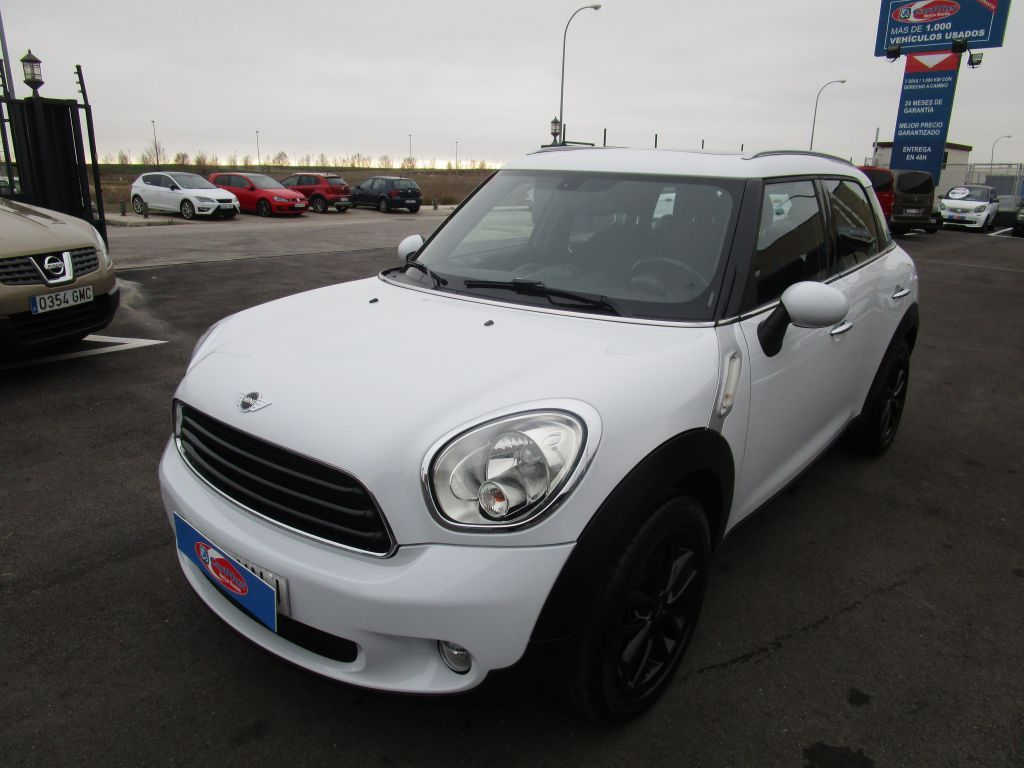 Mini Countryman 1.6 One D segunda mano Madrid