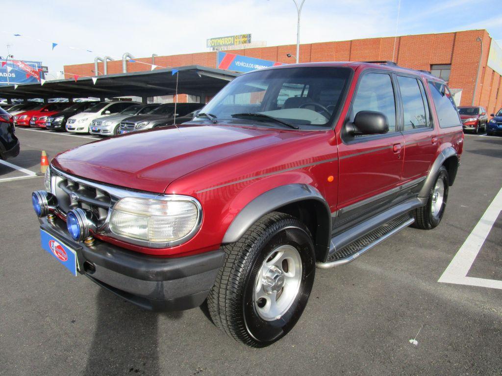 Ford Explorer 4.0I XLT 4X4 V6 segunda mano Madrid