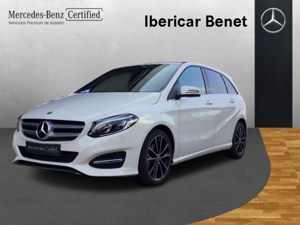 Mercedes Benz Clase B B 180 d segunda mano Málaga