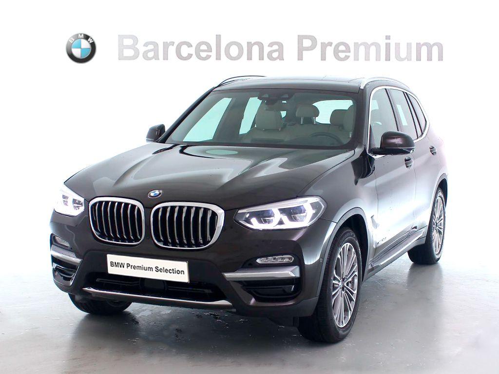 BMW X3 xDrive30d segunda mano Barcelona