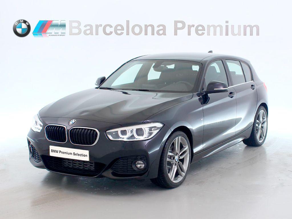 BMW Serie 1 120d segunda mano Barcelona
