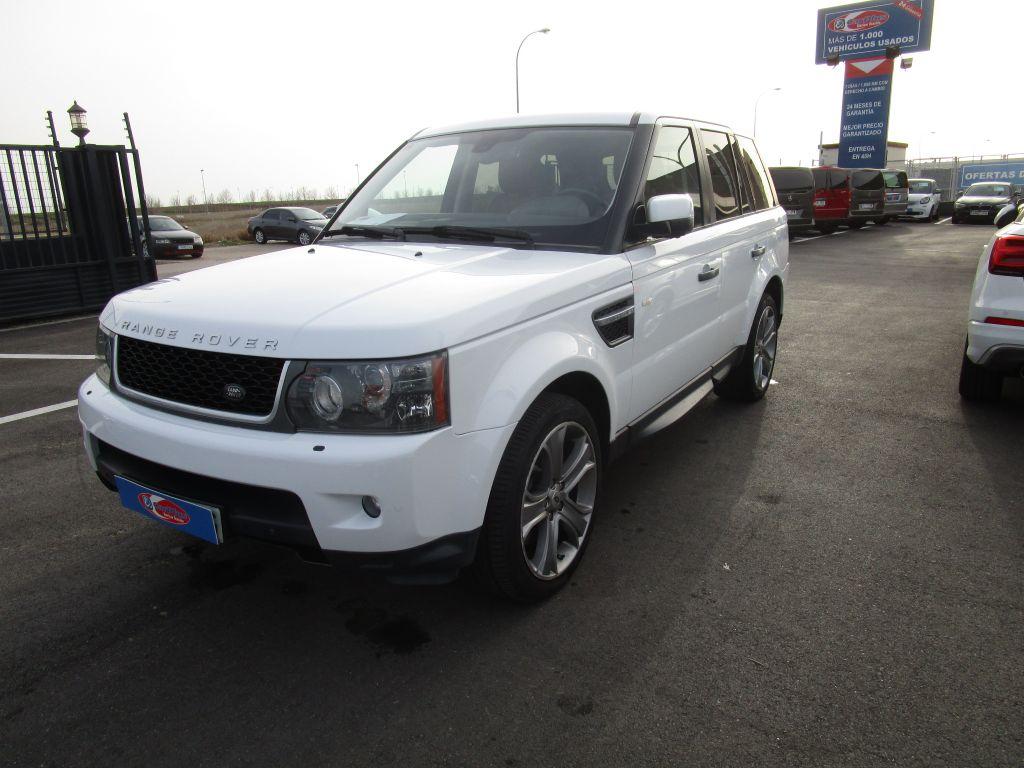 Land Rover Range Rover Sport 3.0 TDV6 245 CV HSE segunda mano Madrid