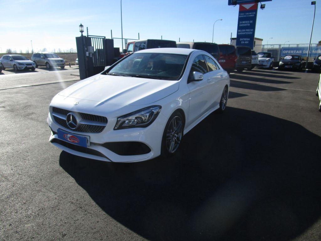 Mercedes Benz Clase CLA 200 d segunda mano Madrid