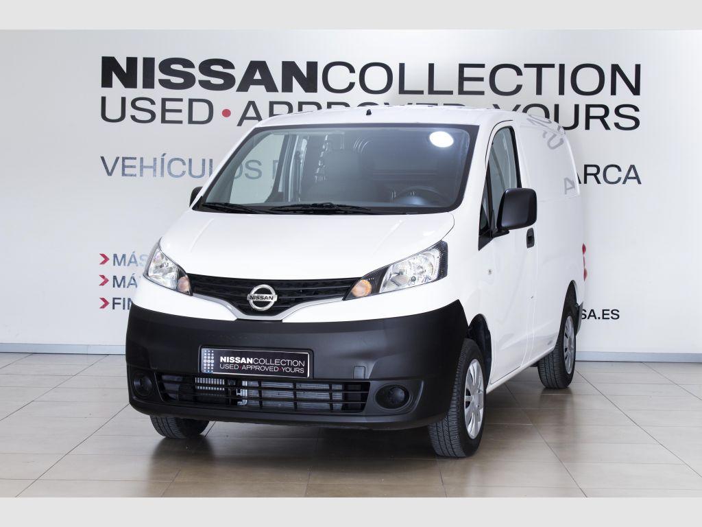 Nissan NV200 1.5dCi 66kW (90CV) BASIC segunda mano Madrid