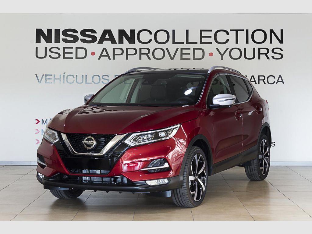 Nissan Qashqai DIG-T 117 kW (160 CV) E6D DCT TEKNA+ segunda mano Madrid