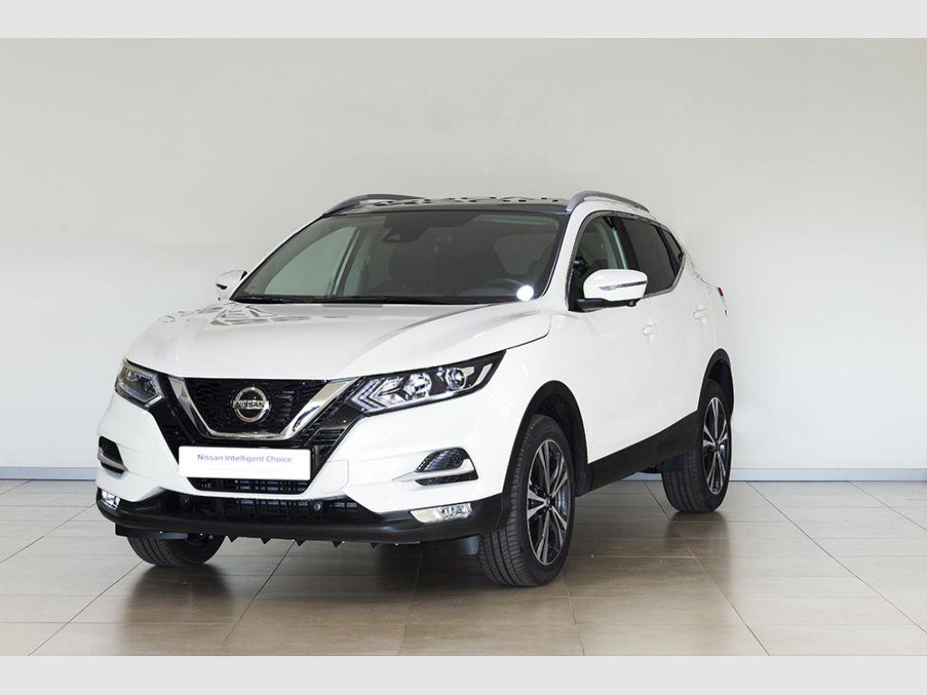 Nissan Qashqai dCi 85 kW (115 CV) E6D N-CONNECTA segunda mano Madrid