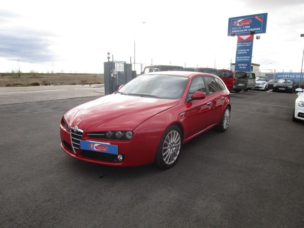 Alfa Romeo 159 1.9 JTD 16v Selective Sportwagon segunda mano Madrid