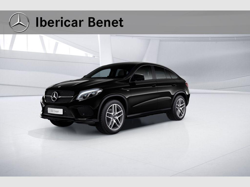 Mercedes Benz Clase GLE Coupé GLE 350 d 4MATIC segunda mano Málaga