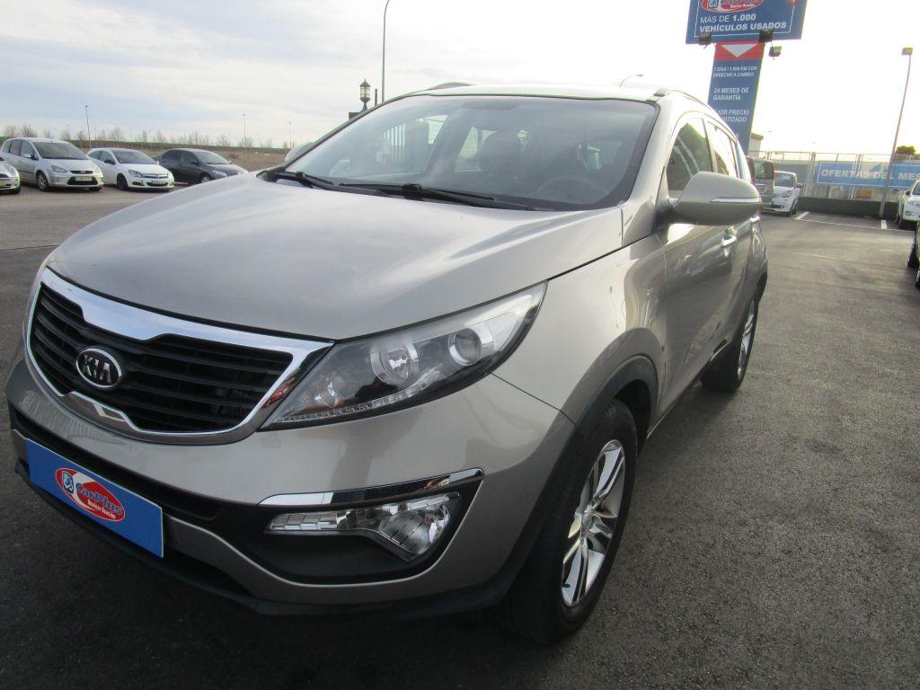 Kia Sportage 1.7 CRDI VGT Drive 4x2 segunda mano Madrid
