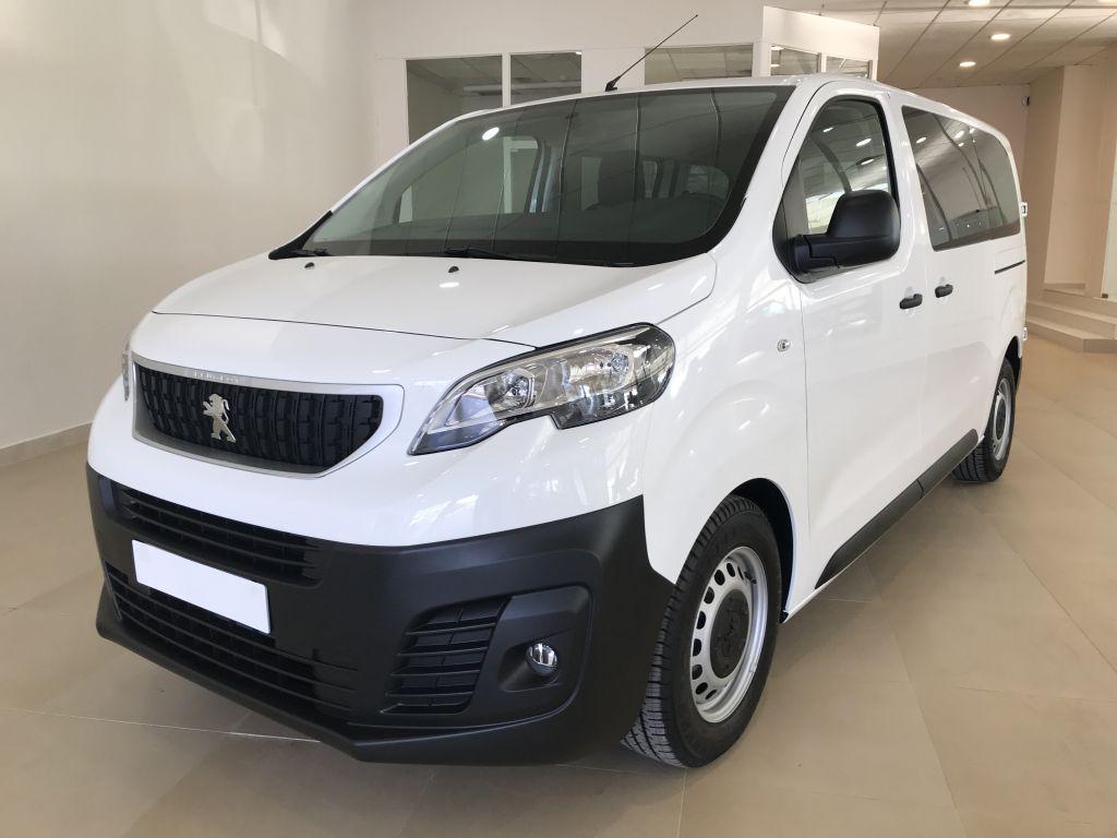 Peugeot Expert Combi 1.6 BlueHDi 85KW (115CV) Standard segunda mano Cádiz