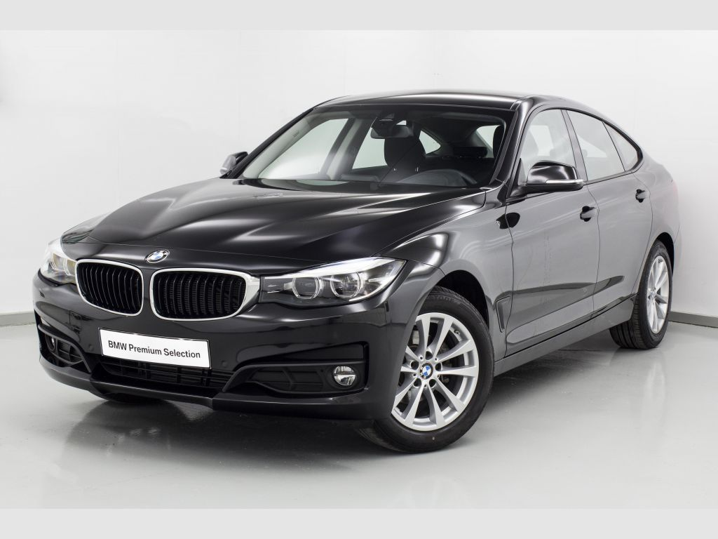 BMW Serie 3 320d Gran Turismo segunda mano Madrid