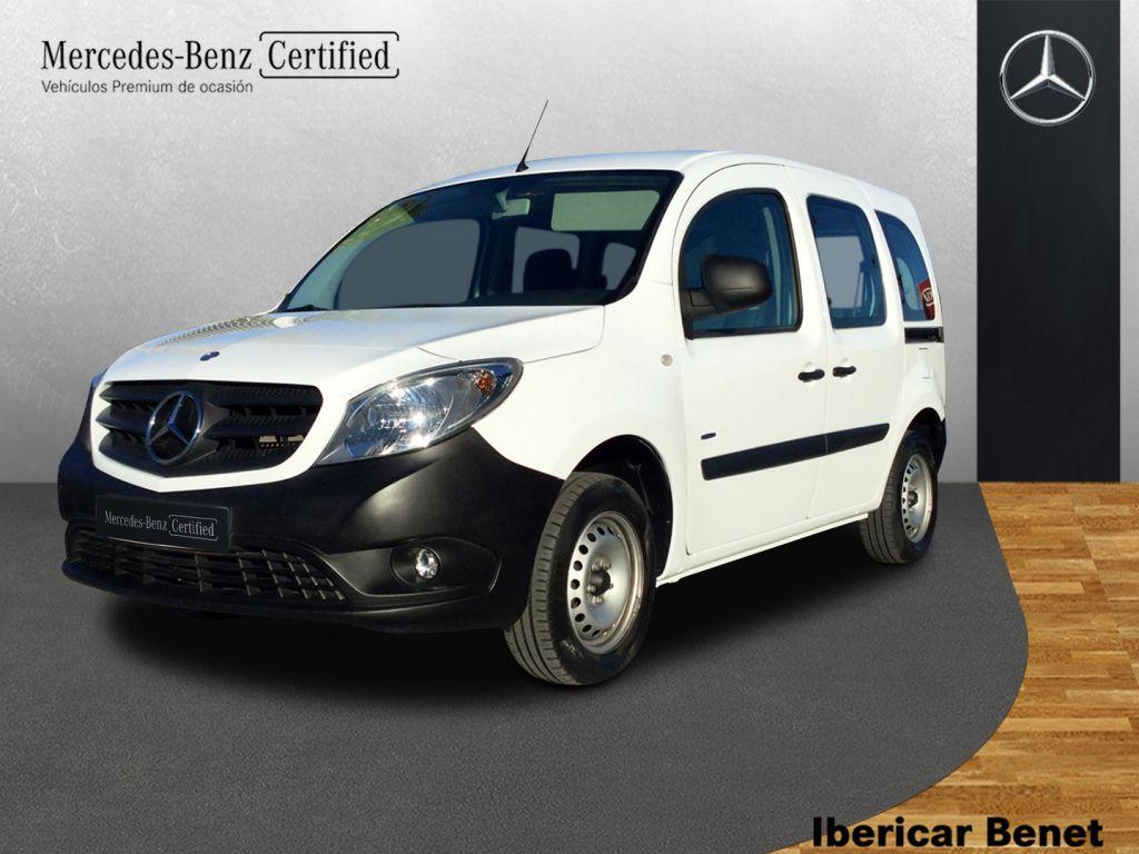 Mercedes Benz Citan 109 CDI Tourer Pro Largo BE segunda mano Málaga