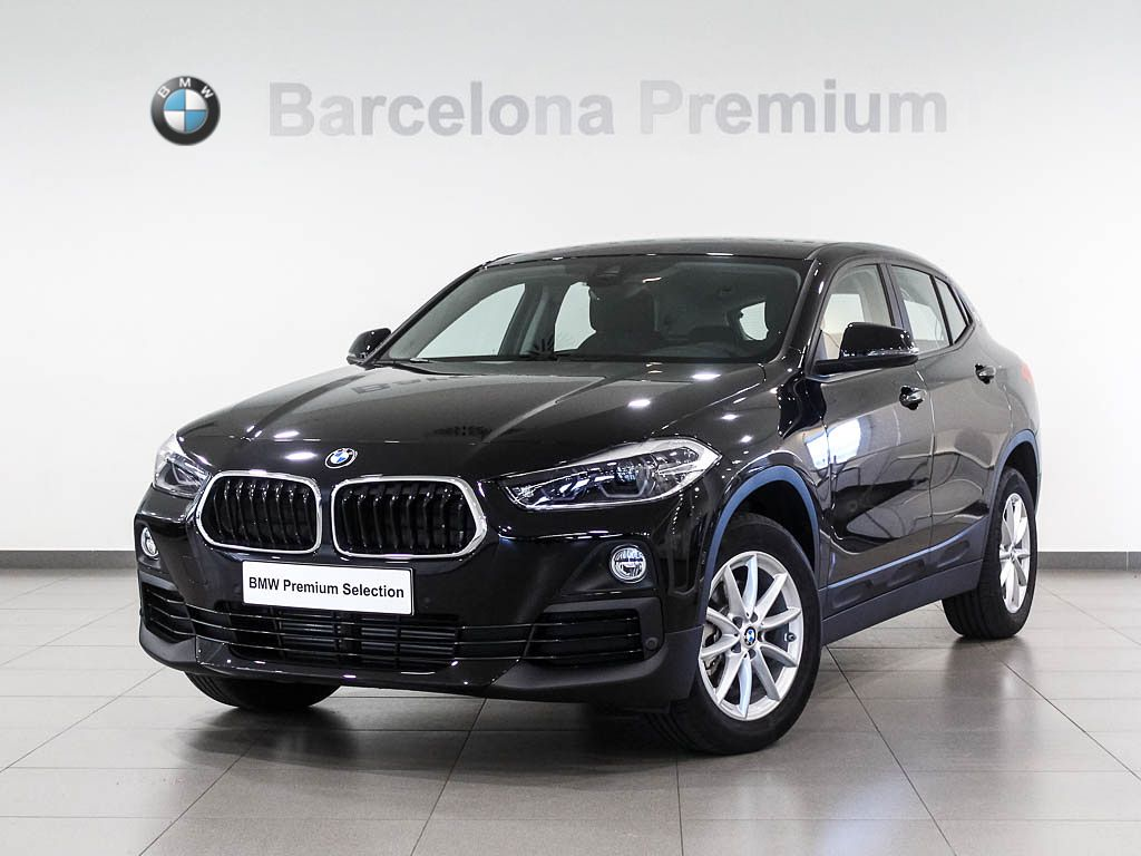 bmw x2 sdrive18d 2018 20 schwarz s lido segunda mano 0260. Black Bedroom Furniture Sets. Home Design Ideas