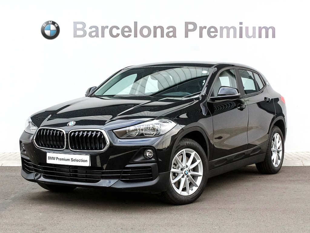 BMW X2 xDrive20dA segunda mano Barcelona