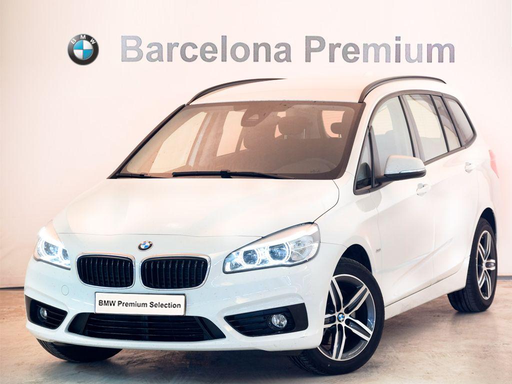 BMW Serie 2 Gran Tourer 218d segunda mano Barcelona