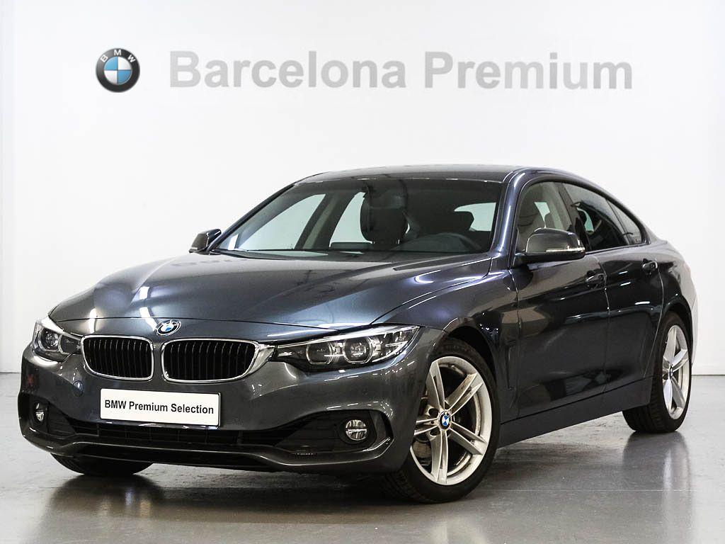 BMW Serie 4 420i Gran Coupe segunda mano Barcelona