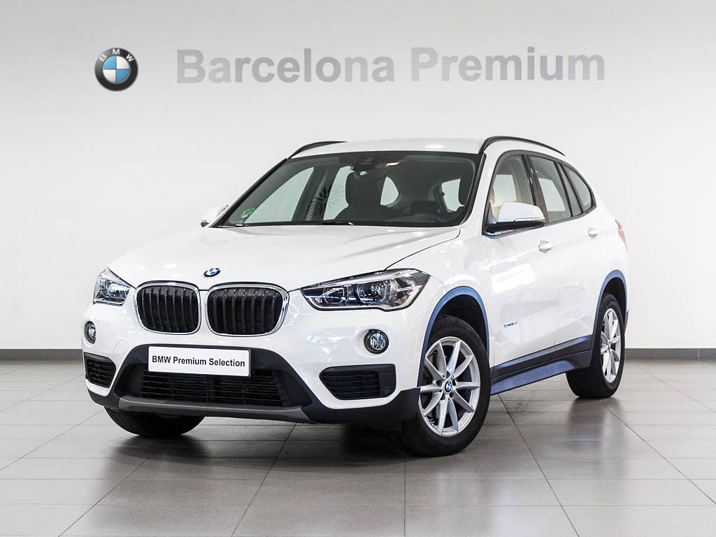 BMW X1 sDrive18d segunda mano Barcelona