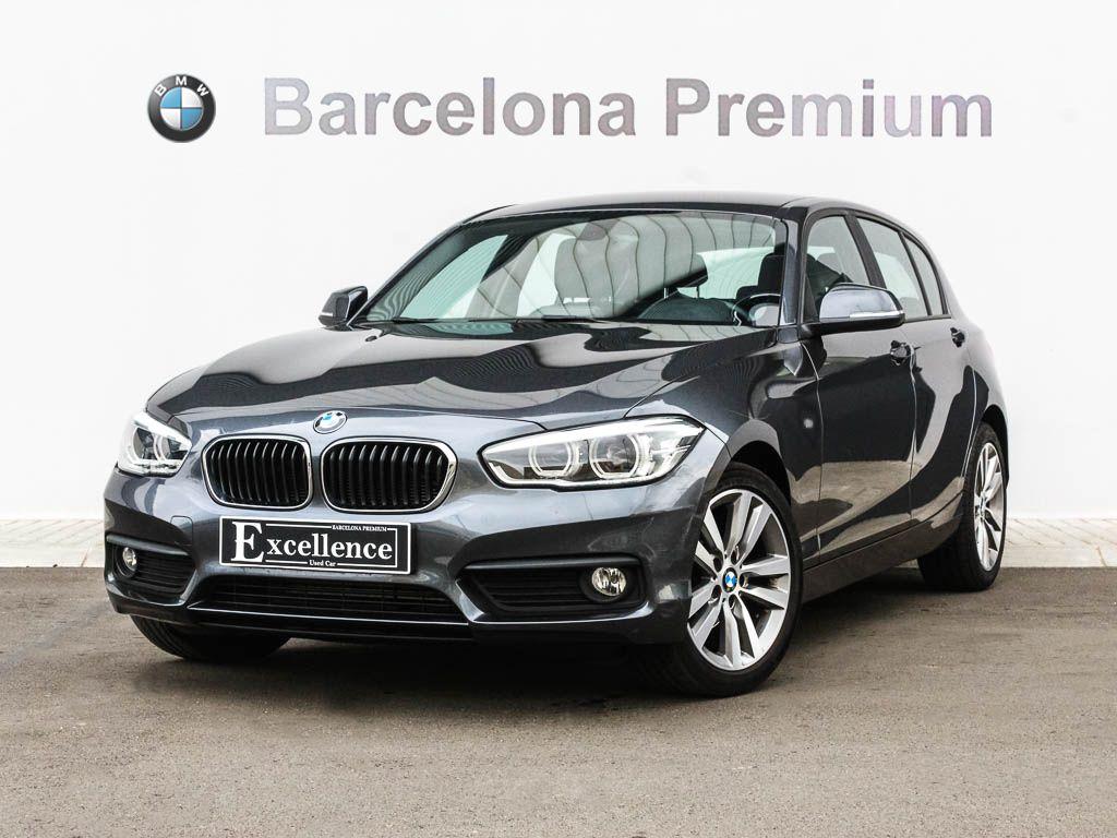 BMW Serie 1 116d segunda mano Barcelona
