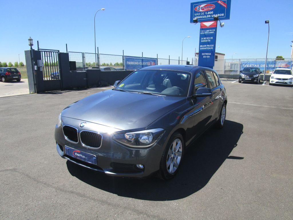 BMW Serie 1 114d segunda mano Madrid