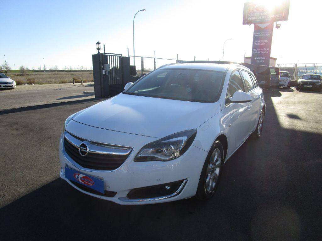 Opel Insignia ST 2.0 CDTI 130 CV Selective Auto segunda mano Madrid