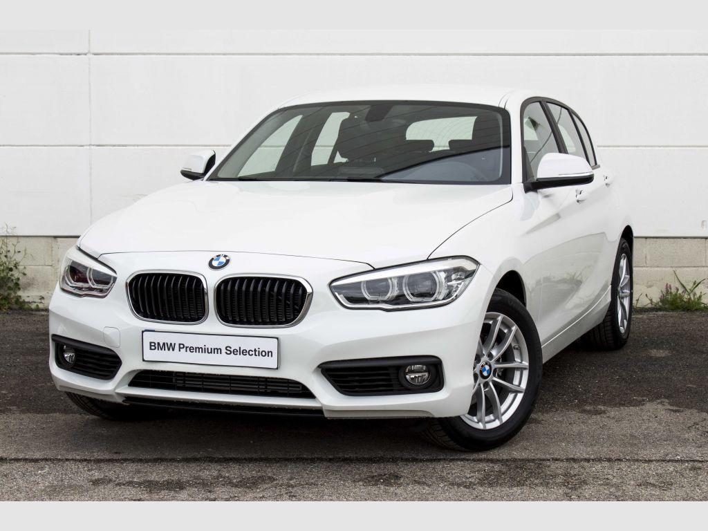 BMW Serie 1 116i segunda mano Madrid
