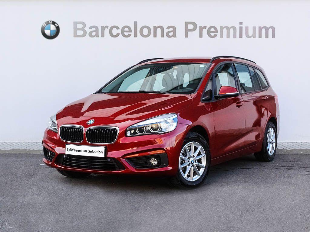 BMW Serie 2 Gran Tourer 218d xDrive 7 plazas segunda mano Barcelona