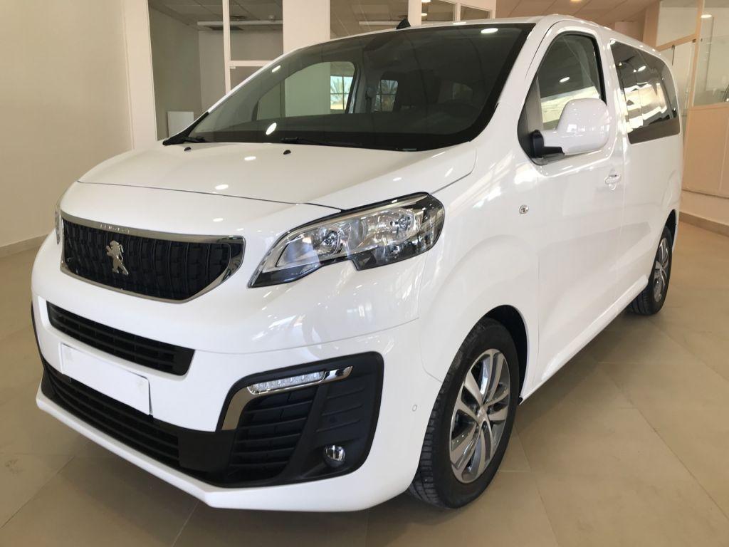 Peugeot Traveller Business 1.6 BlueHDi 85KW (115) Compact segunda mano Cádiz