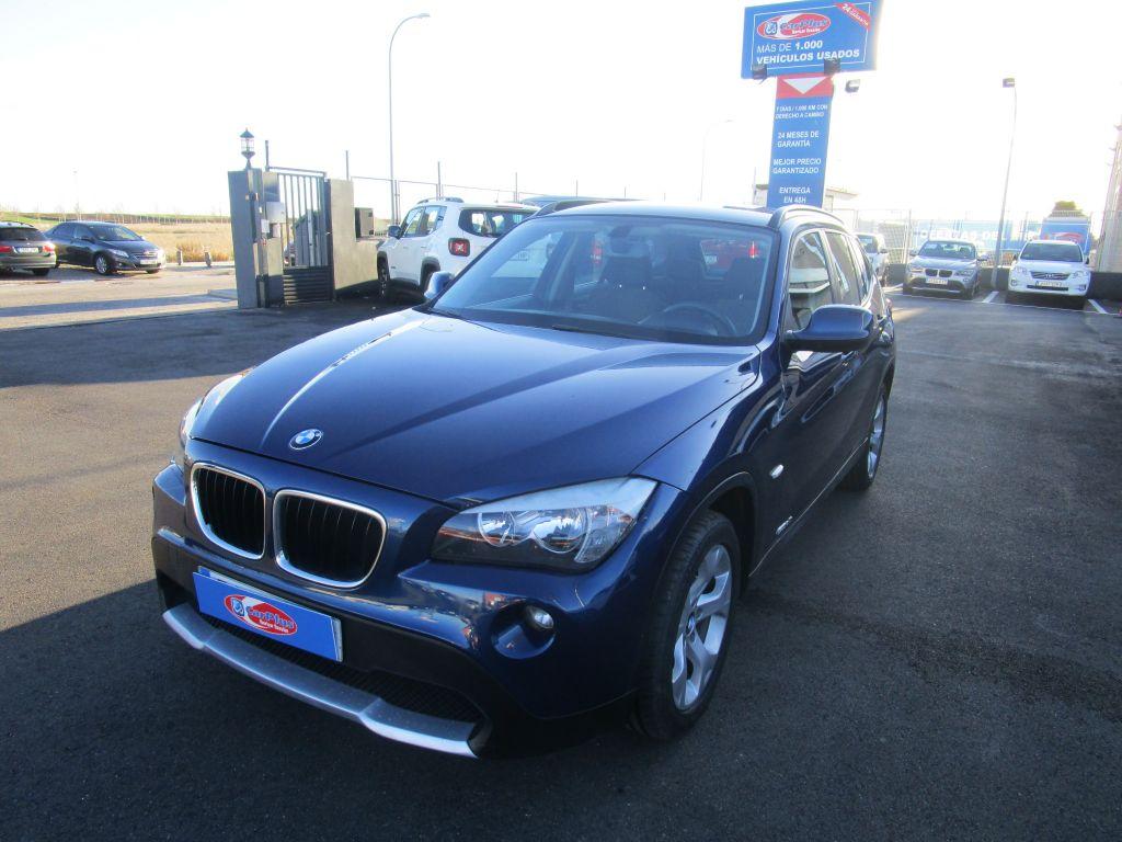 BMW X1 sDrive20i segunda mano Madrid