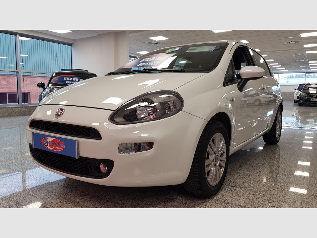 Fiat Punto 1.4 8v Easy 77CV Gasolina/GLP segunda mano Madrid