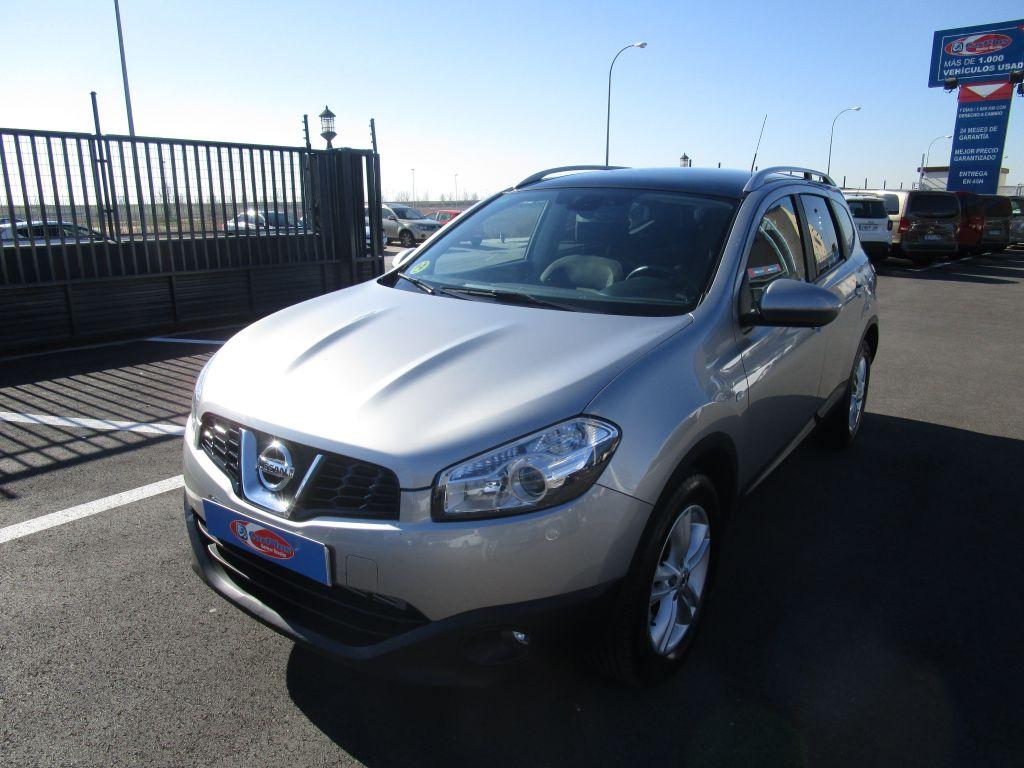 Nissan Qashqai+2 2.0 dCi ACENTA 4x4 segunda mano Madrid