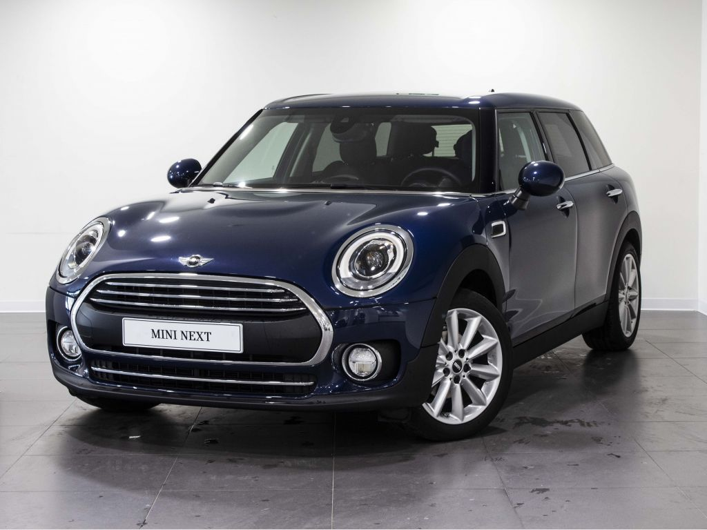 Mini Clubman One D 2017 12900 Deep Blue Metalizada Segunda Mano