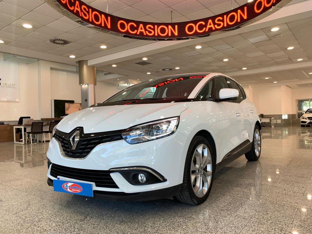 Renault Scenic Intens Energy dCi 70kW (95CV) segunda mano Madrid