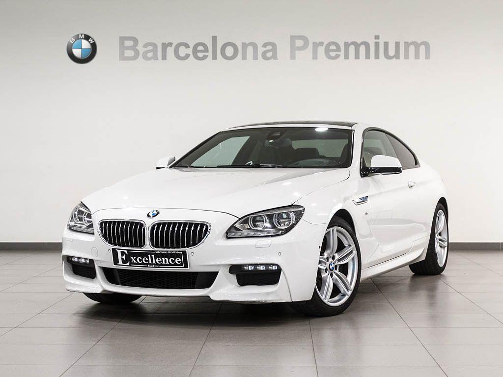 BMW Serie 6 640d segunda mano Barcelona