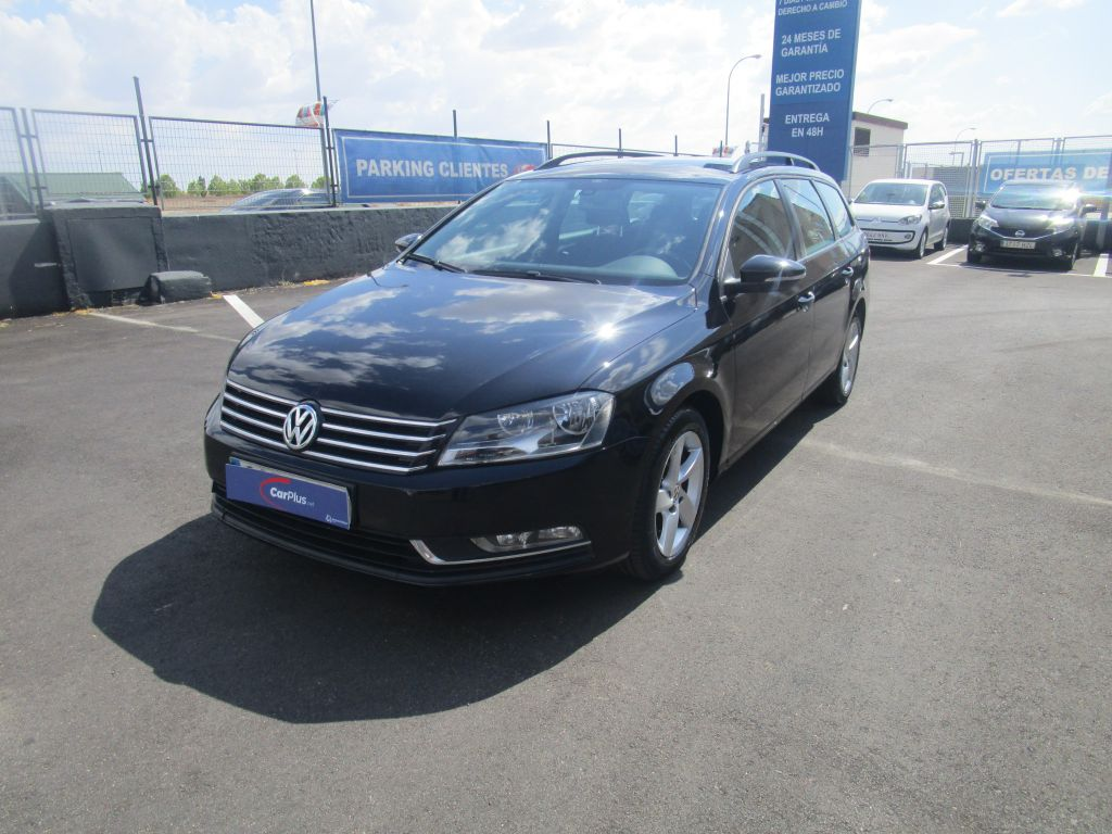 Volkswagen Passat Variant 1.6 TDI 105cv BlueMotion segunda mano Madrid