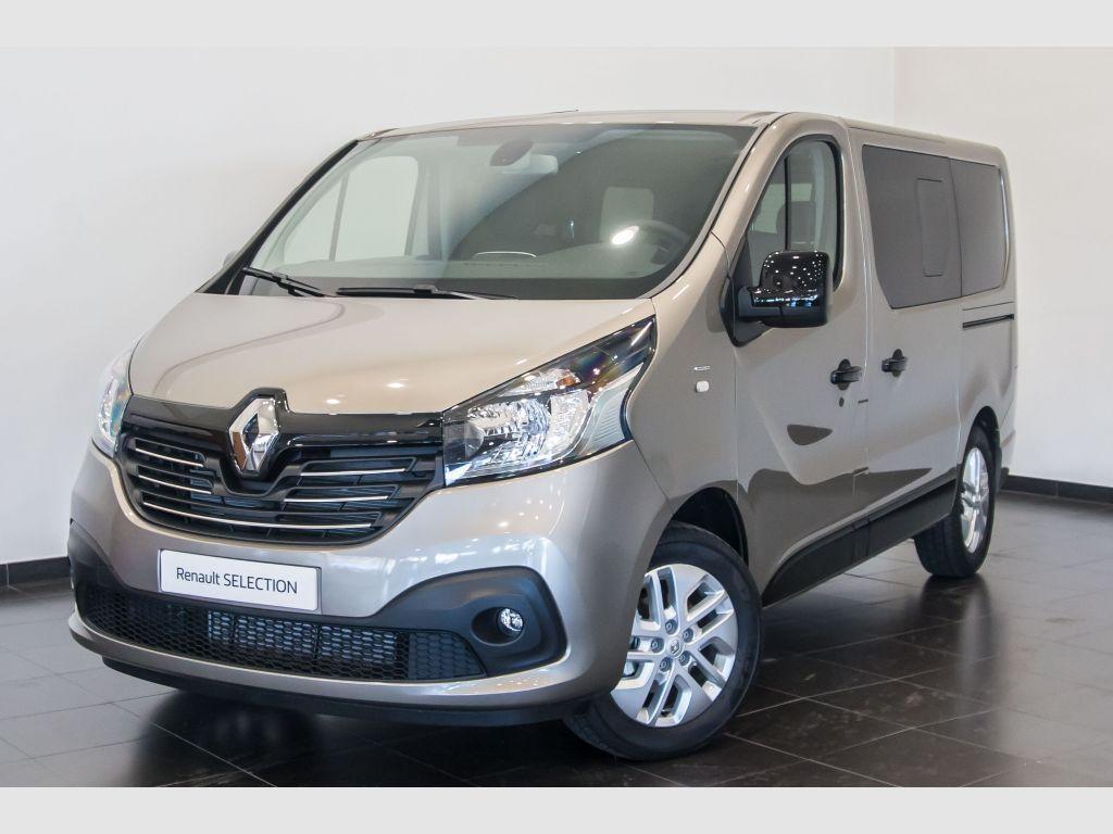 Renault Trafic Spaceclass 1 6dci Tt Energyl 145 2019 0 Beige