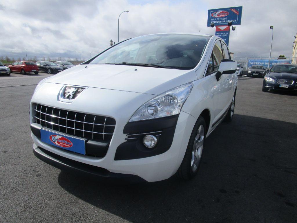 Peugeot 3008 Confort 1.6 VTi 120 segunda mano Madrid
