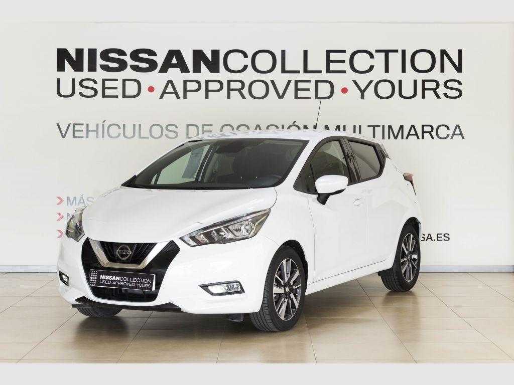 Nissan Micra 5p IG-T N-CONNECTA S&S 90 CV segunda mano Madrid