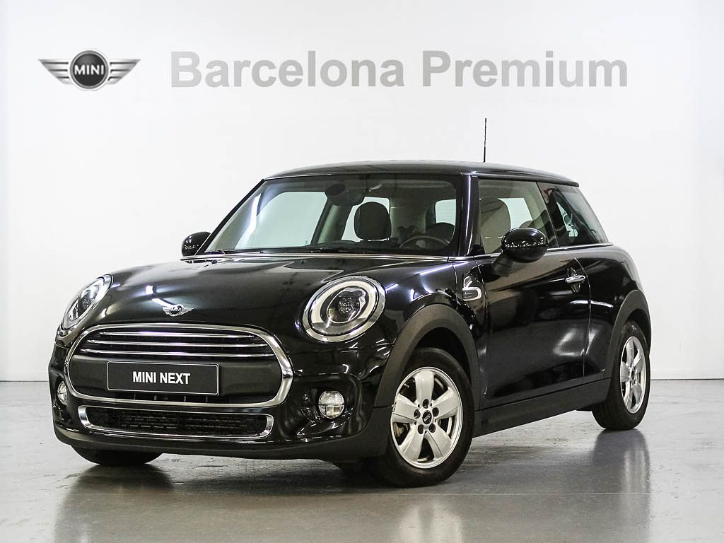 Mini Mini One D 2015 44003 Midnight Black Metalizada Segunda Mano