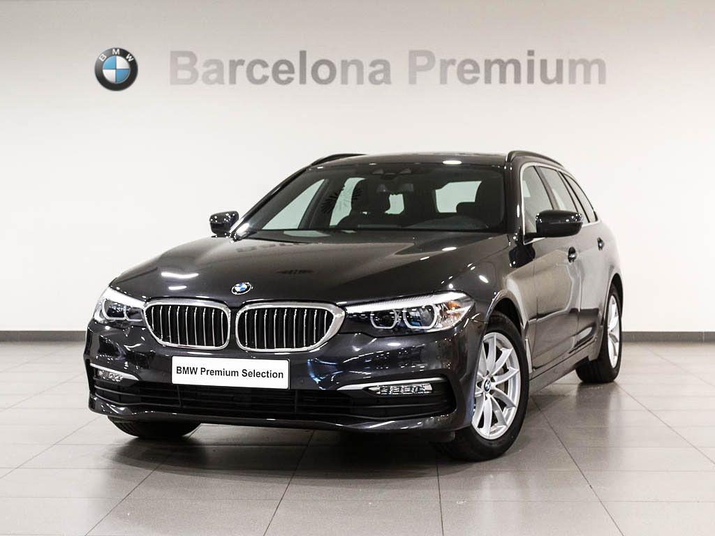 BMW Serie 5 525dA Touring segunda mano Barcelona