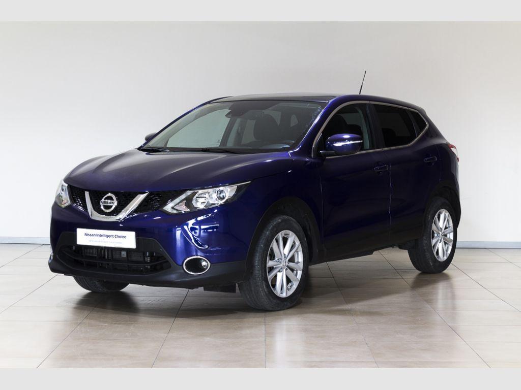 Nissan Qashqai 1.6dCi S&S N-TEC 4x2 XTRONIC + Techo + Cámara trasera + Sensores segunda mano Madrid