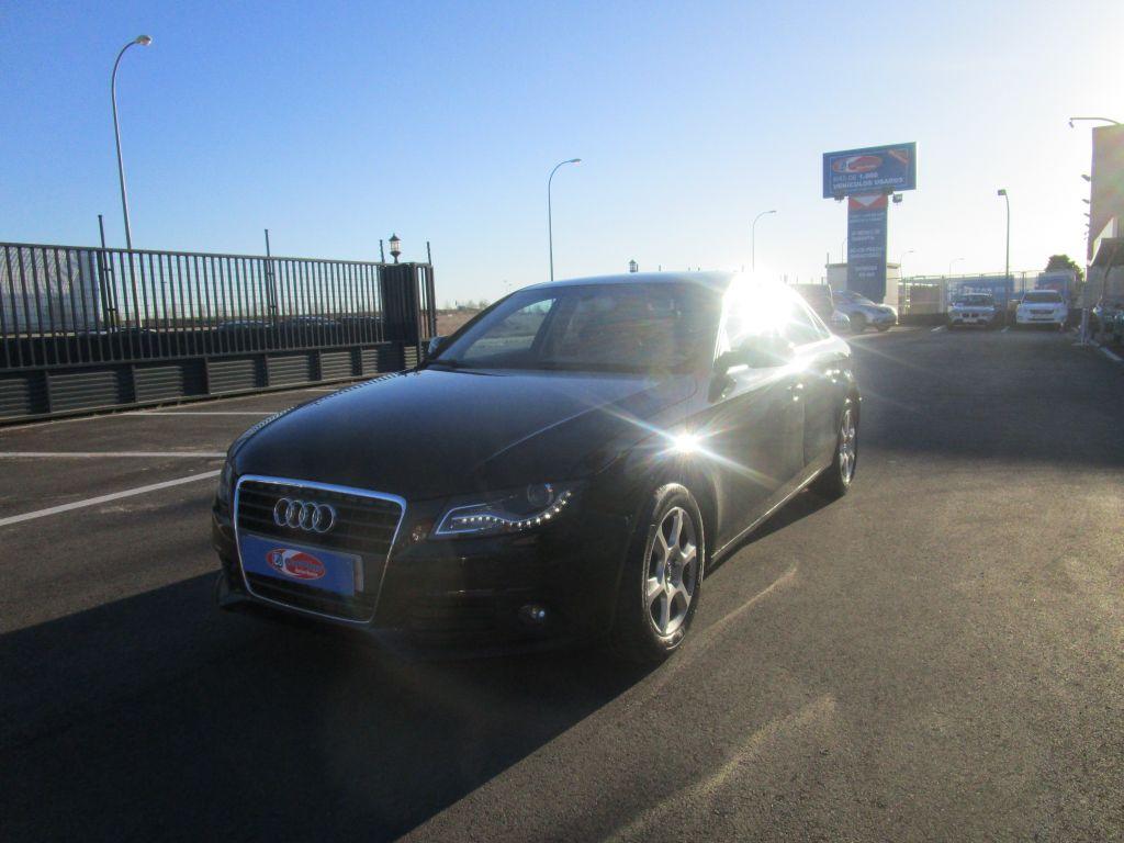 Audi A4 2.0 TDI 143cv multitronic segunda mano Madrid