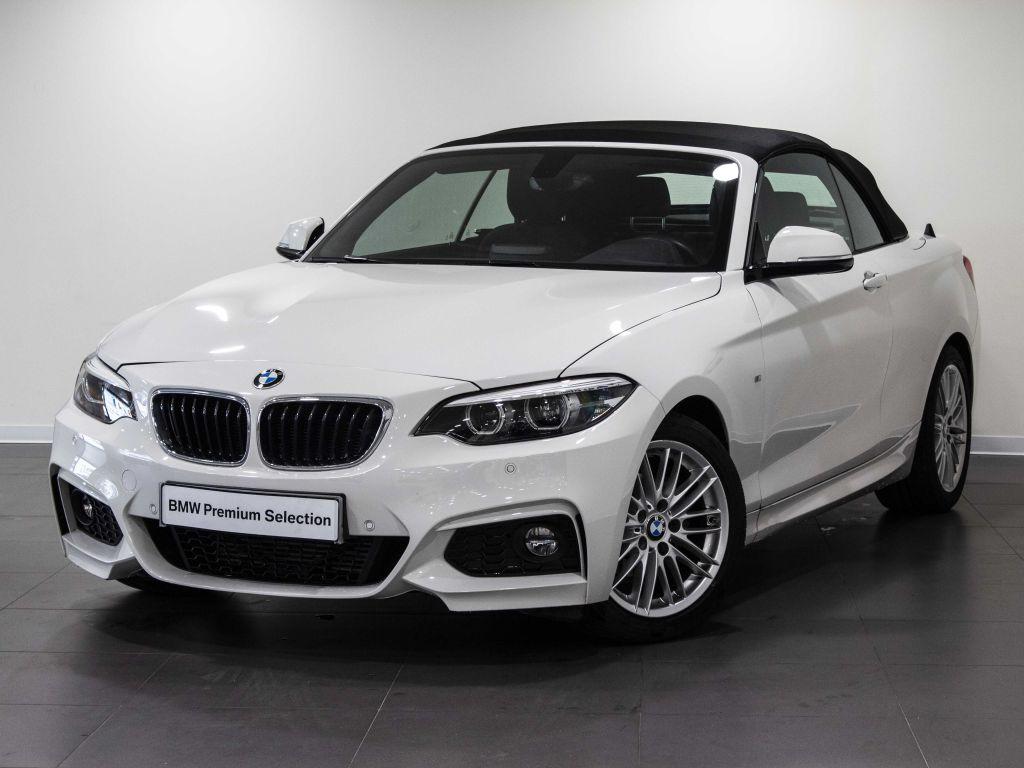 BMW Serie 2 220iA segunda mano Madrid