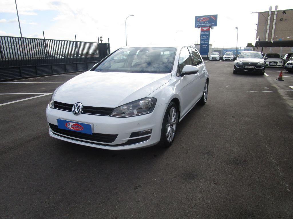 Volkswagen Golf Advance 2.0 TDI 150cv BMT DSG segunda mano Madrid