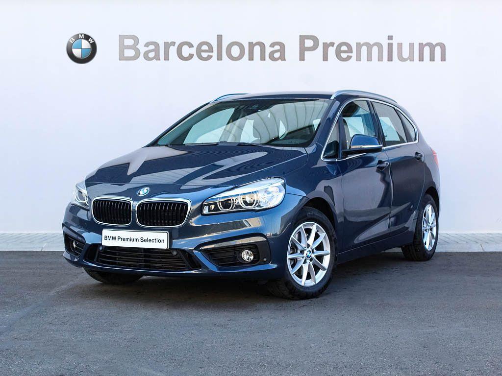 BMW Serie 2 Active Tourer 218d segunda mano Barcelona