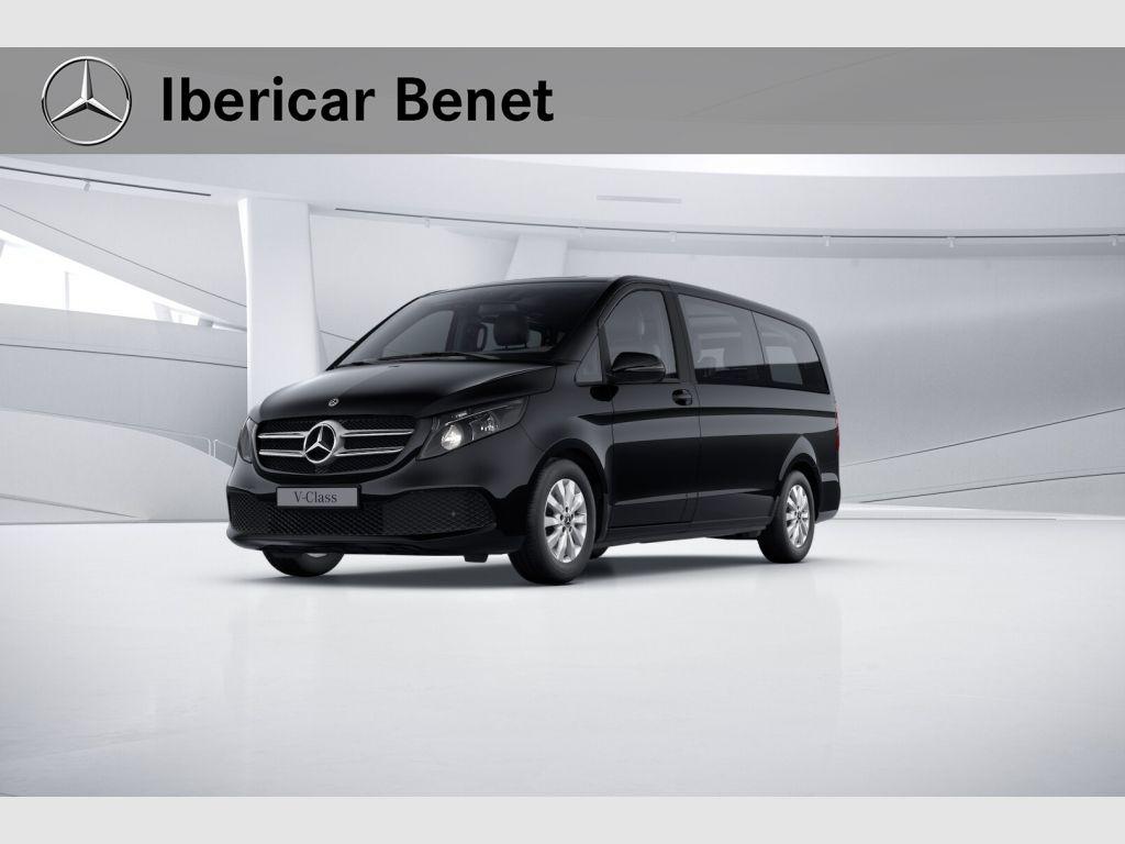 Mercedes Benz Clase V 220 d Clase V Largo segunda mano Málaga