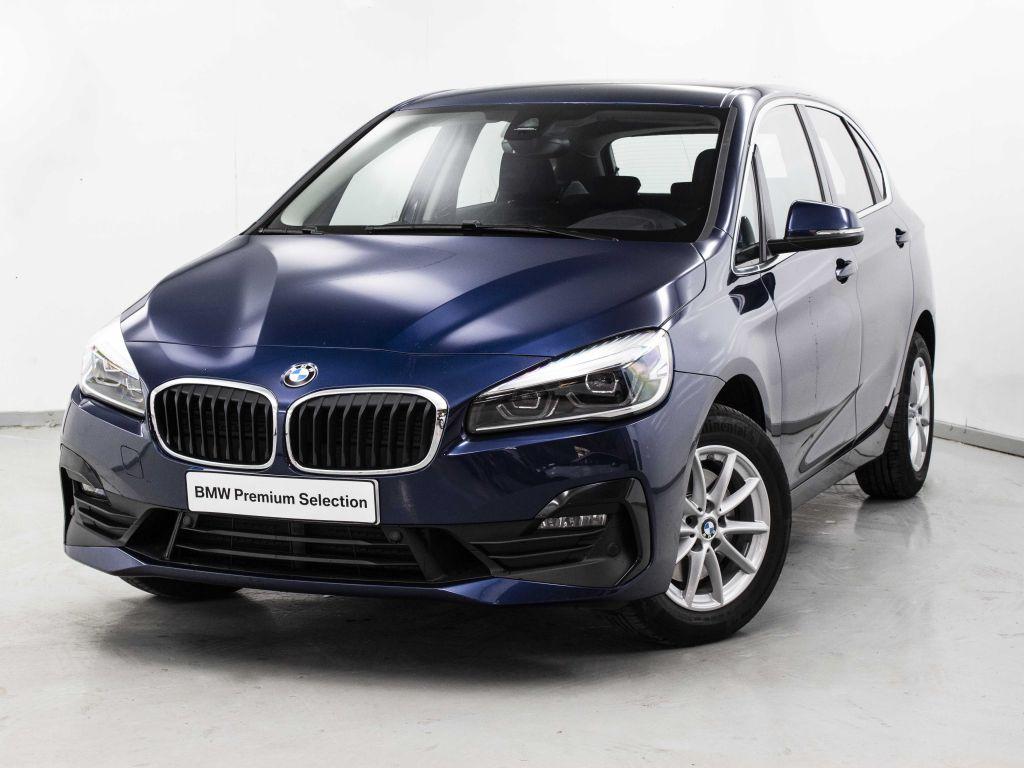 BMW Serie 2 Active Tourer 216d segunda mano Madrid