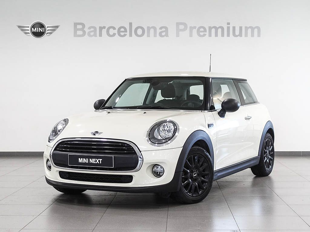 Mini Mini One D 2016 42327 Pepper White Segunda Mano 1822