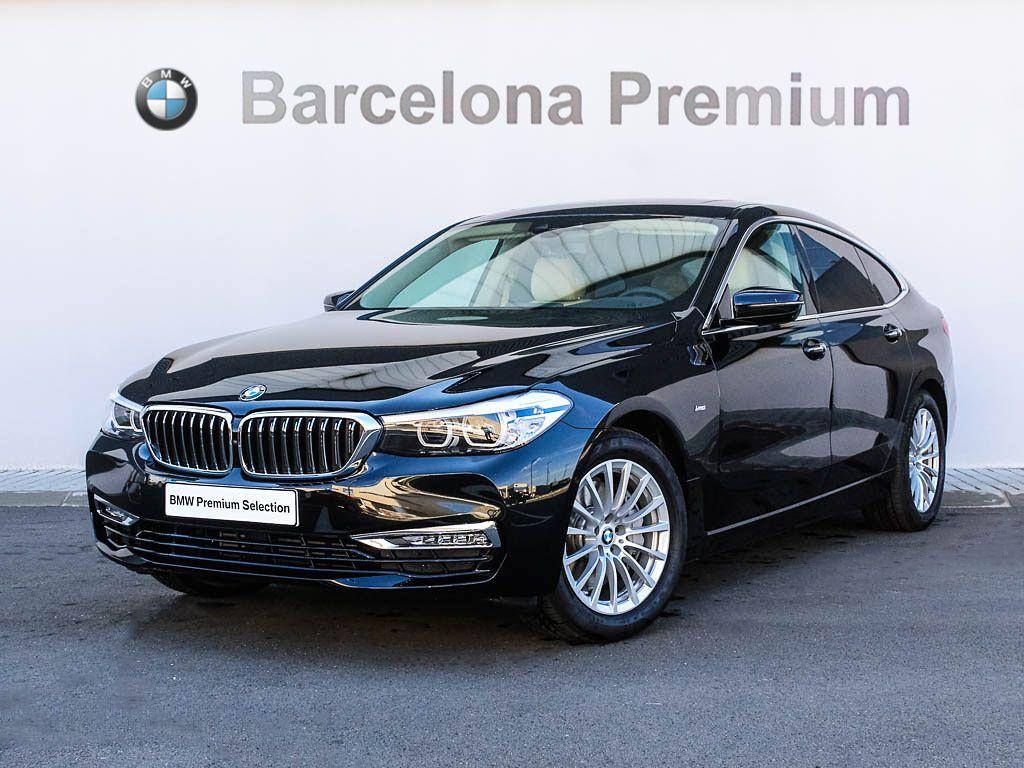 BMW Serie 6 630d Gran Turismo segunda mano Barcelona