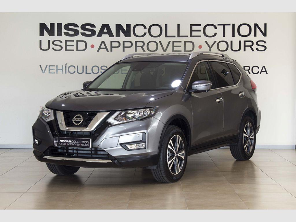 Nissan X-Trail 1.6 dCi N-CONNECTA segunda mano Madrid